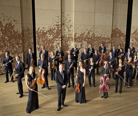 orchestre de chambre de paris - bal avec orchestre