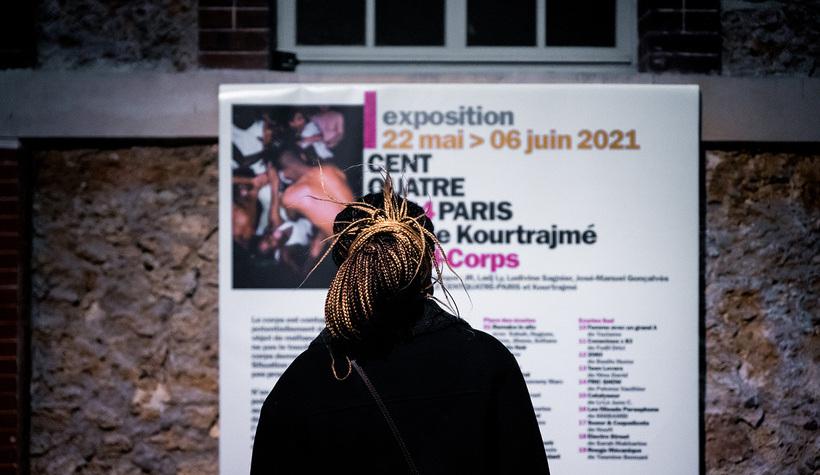 CENTQUATRE_EXPO_HARD_CORPS_ECOLE_KOURTRAJME_photo_quentin_chevrier_mai2021-21