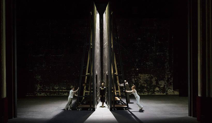 Espaece - Aurélien Bory © Christophe Raynaud De Lage