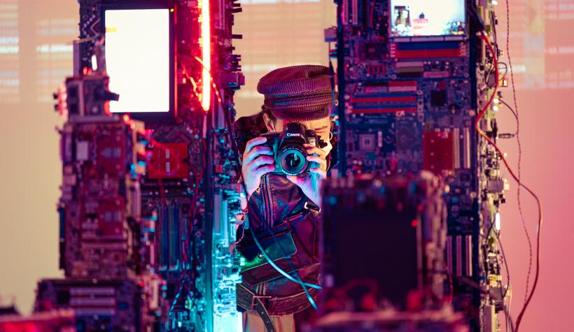 NEMO EXPO VERNISSAGE Photographe Quentin Chevrier Octobre 2021 Bassedef 2